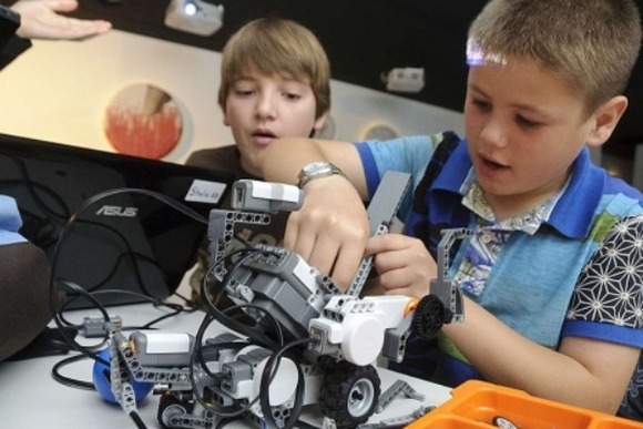 robótica_niños